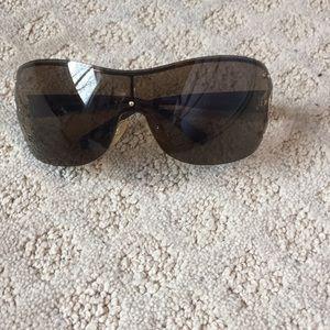 Giorgio Armani Sunglasses With Case